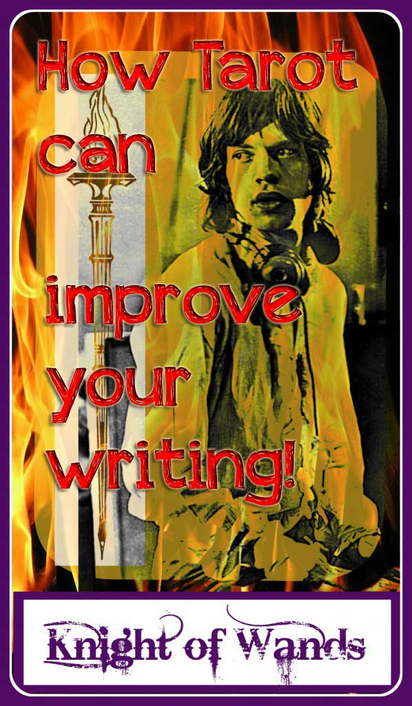 How writing with Tarot can improve your writing!
